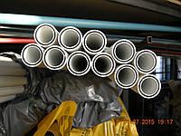 Трубы полипропиленовые со стекловолокном PPR+GF горячего и холодного водоснабжения XIT-PLAST (dn-50, pn-16)