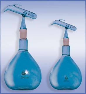 Прилад дозування рідини (модифікація 1) 500 мл, скло, фото 2