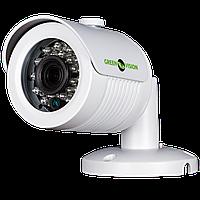 Наружная AHD камера GreenVision GV-021-AHD-COO13-20
