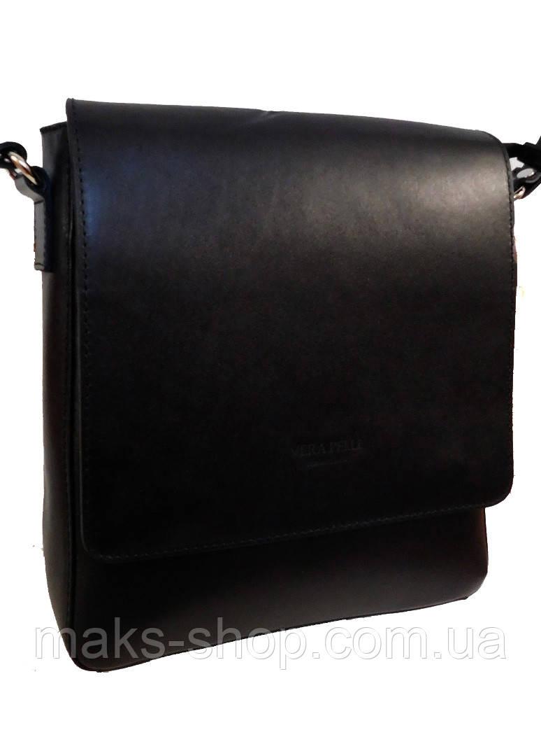 7f3fd7388030 Кожаная мужская сумка-планшет из натуральной кожи Италия (Bottega Carele)
