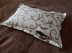 Ортопедическая подушка с гречневой шелухой (лузгой). Размер 60 х 40 см
