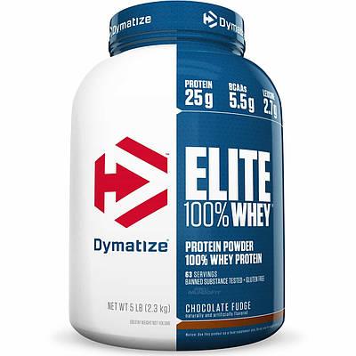 Протеин Dymatize Nutrition 100% Elite Whey Protein (2.3 kg)