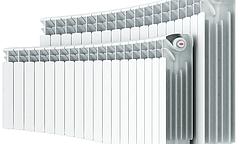 Примерный расчет радиаторов отопления