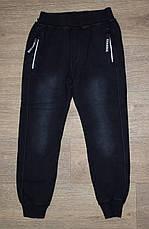 """Спортивные утепленные штаны на меху для  мальчика на 4-6-8-10-12  лет, """"F&D"""" Венгрия, фото 3"""