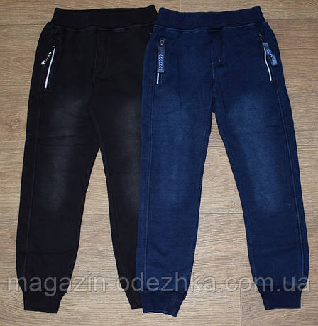 """Спортивные утепленные штаны на меху для  мальчика на 4-6-8-10-12  лет, """"F&D"""" Венгрия, фото 2"""