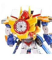 Робот-трансформер Урагановый Спин из серии Титан 504