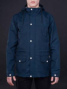 Парка\куртка Corsar - sutro navy темно синяя (мужская/чоловіча) Small