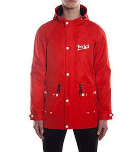 Парка\куртка Verial - parka red красная (мужская/чоловіча)