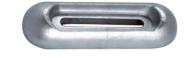 Анод на болтах корпусних UK тип - Fairline 200x65x32 H,C,111/1,300 кг/цинк