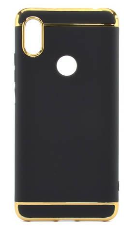 Чохол-накладка Joint Series для Xiaomi Mi A2 Lite/ Redmi 6 Pro Чорний, фото 2