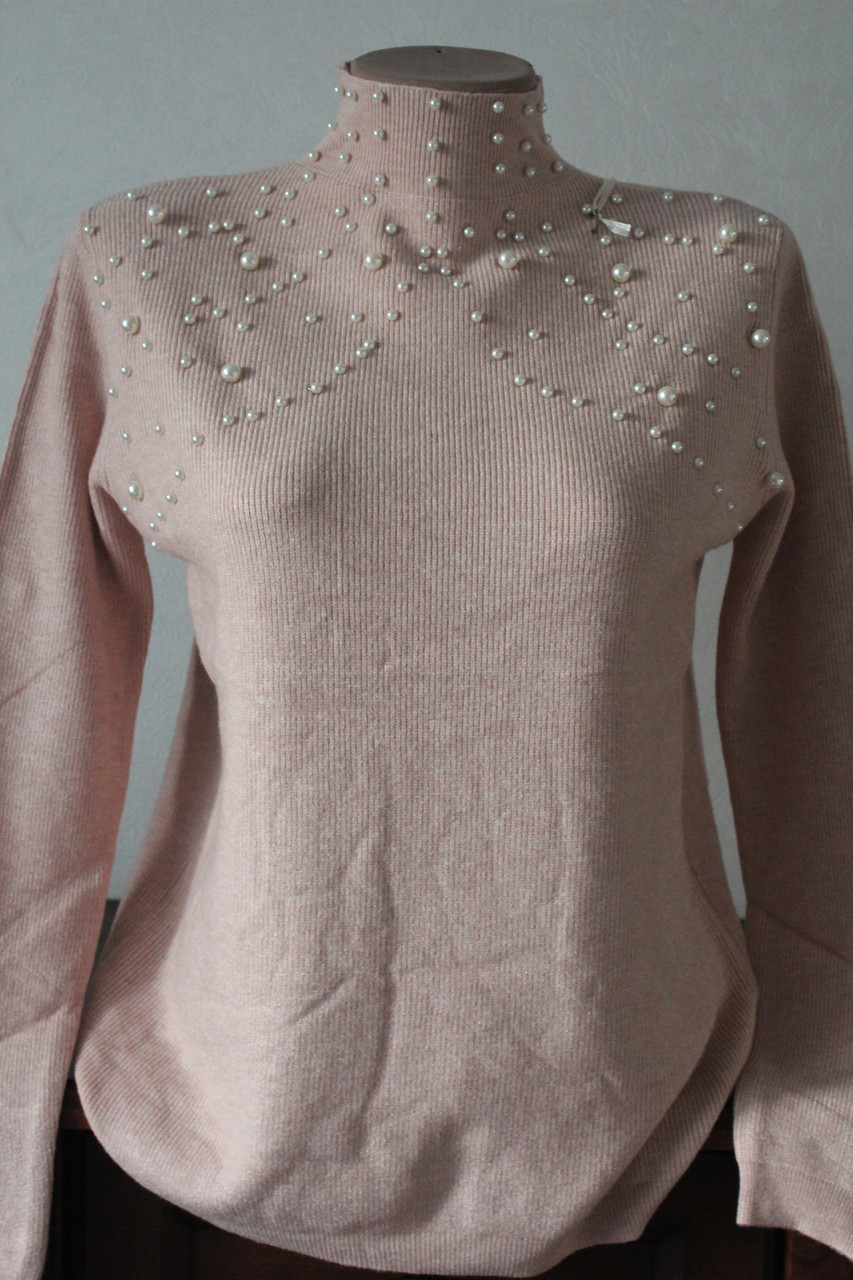 11e64ad16d6 Кофта женская бусинки - 2 - Elenka - женская одежда оптом  юбки и сарафаны  женские