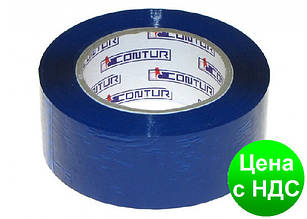 """Скотч """"Contur"""" синий(150 м.)"""