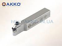 Резец токарный AKKO проходной CRDCN 4040 S12CV под пластину RCGX 120700