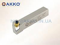 Резец токарный AKKO проходной CTJNR 2525 M1607C под пластину TNMN 1607..