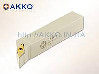 Резец токарный AKKO проходной SVHCL 1212 F11 под пластину VCMT 1103..
