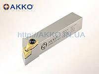 Резец токарный проходной TDJNR 4040 S1504 под пластину DNMG 1504.. державка AKKO
