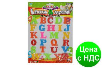 Магнітні букви 8215 (великі) Англійські