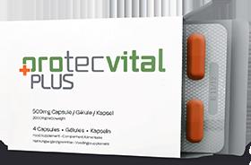 Protecvital Plus (Протеквитал Плас) - капсули для потенції