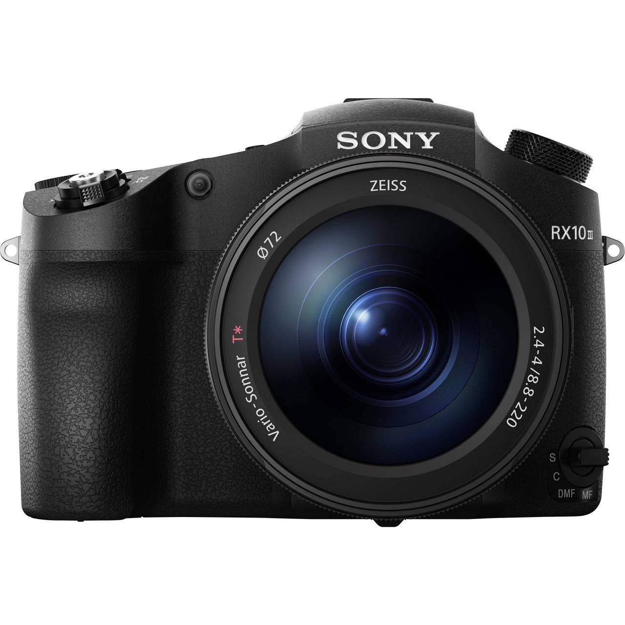 Фотоаппарат SONY Cyber-Shot RX10 III Гарантия от производителя ( на складе )