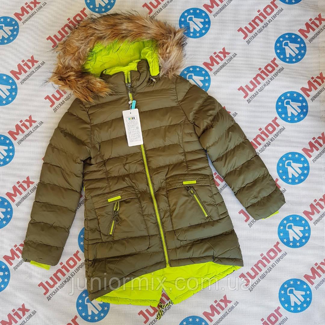 Куртка зимняя подросток на девочку оптом  SPEED.A.