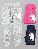 Спортивные брюки для девочек Seagull, 98-128 pp. {есть:104,116}