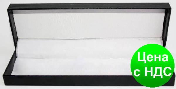 """Футляр для ручек подарочный A-9(220) """"Кожа"""" черный, фото 2"""