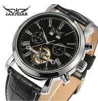 Мужские механические часы Jaragar Classic. Классические наручные часы с автоподзаводом