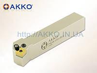 Резец токарный проходной PSKNL 2525 M12C под пластину SNMG 1204.. державка AKKO