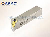 Резец токарный AKKO проходной TDHNR 2525 M11 под пластину DNMG 1104..
