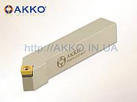 Резец токарный проходной SSSCL 2020 K09 под пластину SCMT 09T3.. державка AKKO