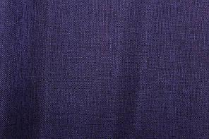 "Однотонная ткань ""Лён мешковина"". Высота 2,8м. Цвет фиолетовый. 105ш"