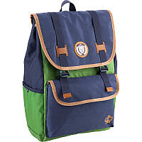 Рюкзак 848 College Line (20л) сине-зеленый, Kite