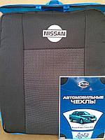 Чехлы Автомобильные Nissan Almera Classic (B10)(сзади горбы)