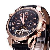 Мужские механические часы Jaragar Turboulion. Стильные наручные часы с автоподзаводом