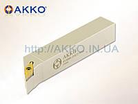 Резец токарный AKKO проходной SVHBL 2525 M16 под пластину VBMT 1604..