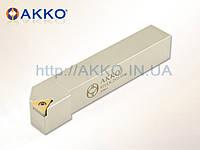 Резец токарный AKKO проходной STUCR 3232 P16 под пластину TCMT 16T3..