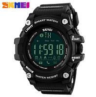 Мужские умные часы Skmei 1227 Smart. Наручные смарт часы с Bluetooth