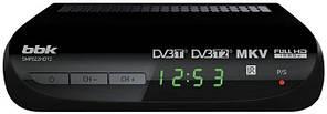 Цифровой ТВ-ресивер T2 BBK SMP022HDT2 Функции - запись видео, Time shift, телегид, телетекст
