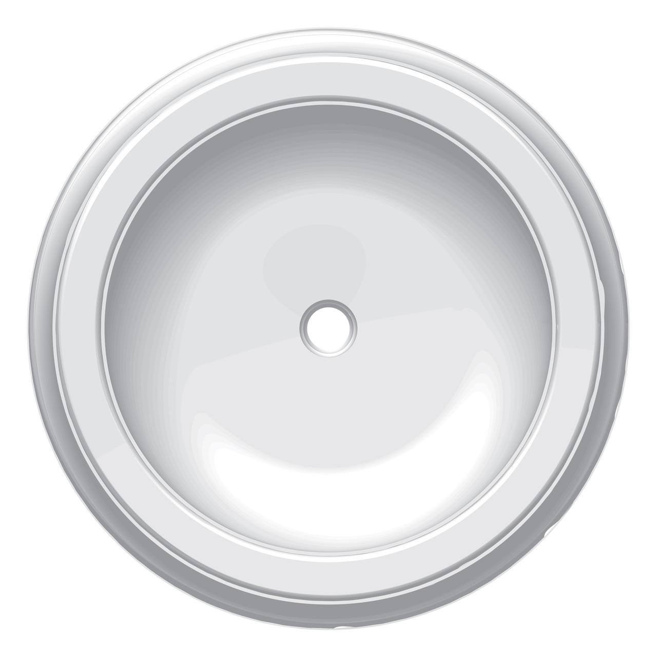 Купол накладной 1  Ø700 мм.