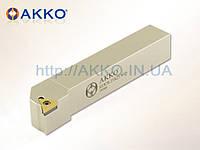 Резец токарный для ЧПУ STJCR 1616 H16 под пластину TCMT 16T3.. державка AKKO