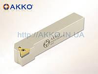 Резец токарный AKKO проходной STGCR 2020 K16 под пластину TCMT 16T3..