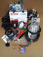 Комплект ГБО 4 поколения  Stag 200 go Fast