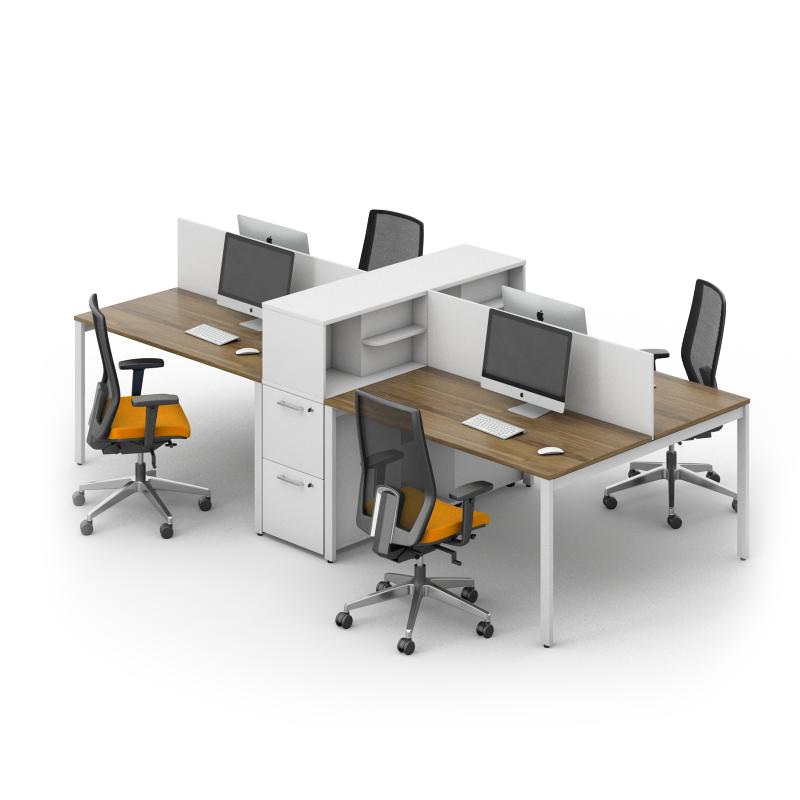Комплект мебели для персонала серии Джет композиция №13 ТМ MConcept