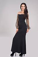 """Длинное платье в пол """" Звёзды """" Dress Code, фото 1"""