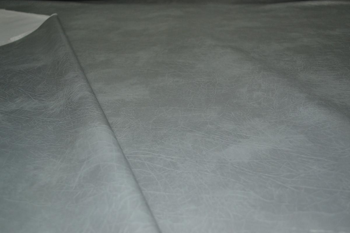 Кожзам мебельный - серый