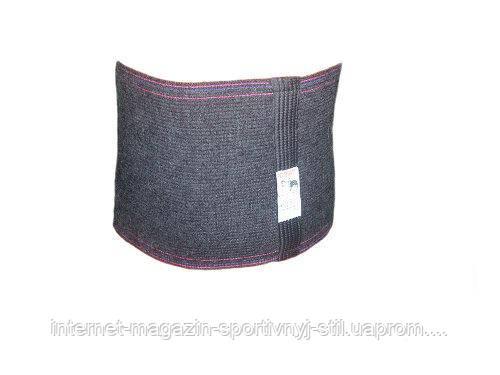 Лечебный пояс из собачьей шерсти, фото 1