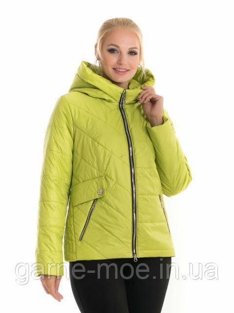 ЛД765 Женская теплая куртка 42-56 рр