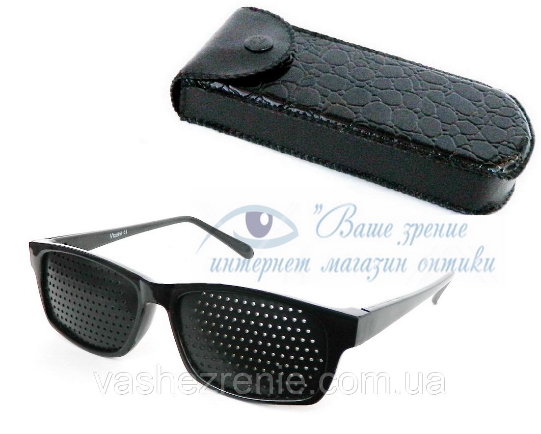 Очки тренажёры, перфорационные Код:508