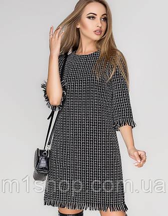 Женское твидовое платье(Маргарита leo), фото 2