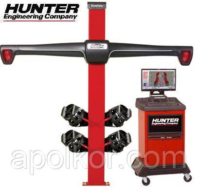 Стенд развал схождения 3D Hunter - США